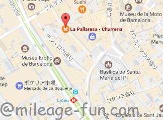 ラ・パジャレサ_地図