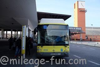 空港アトーチャ間バス